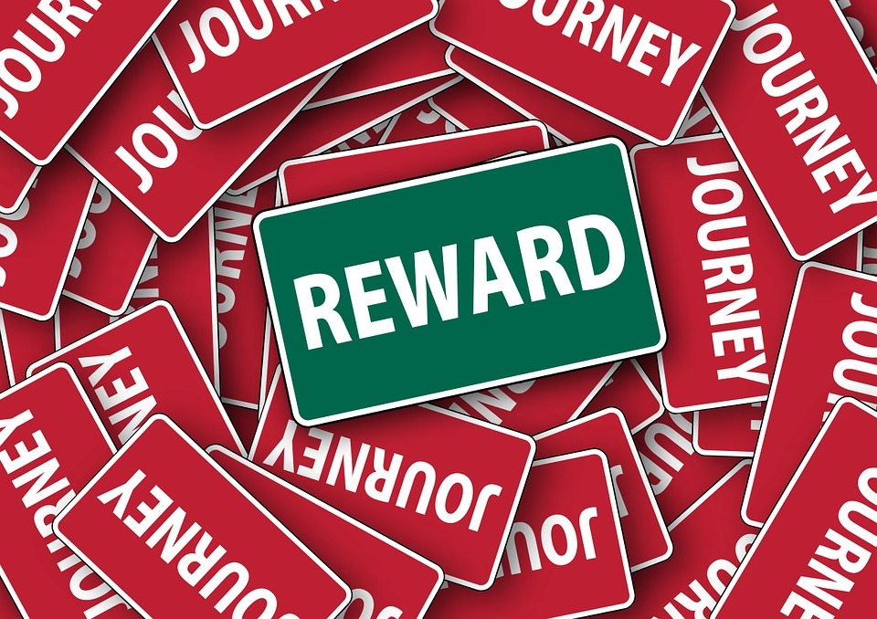 Reward Your Customers!
